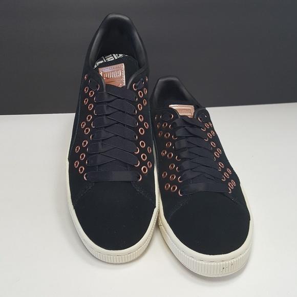 Puma Zapatos Xl Mujer Sportstyle Ante Xl Zapatos Lace Vr zapatillas Poshmark 222f1f